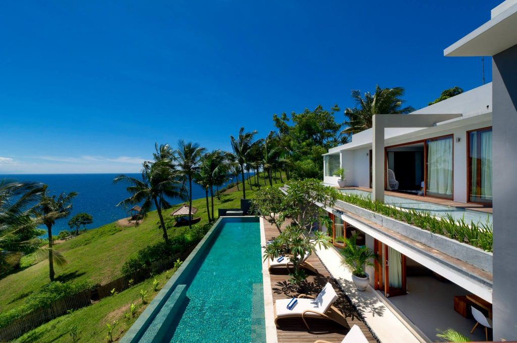 5 Bedroom on Malimbu Clifftop Lombok