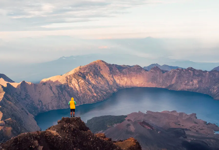 Mount Rinjani Lombok Indonesia