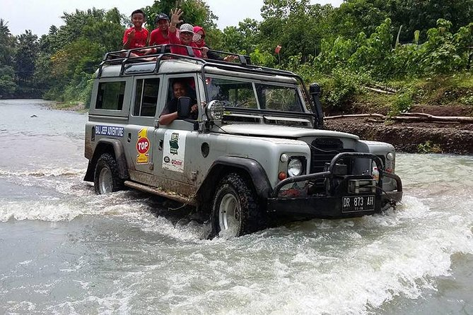4WD Off Road Experience in Lombok